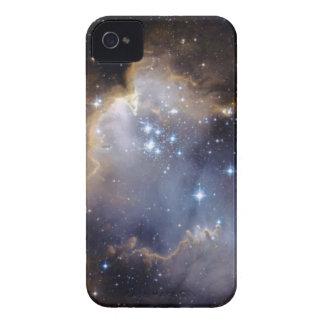 Nebulosa estelar iPhone 4 Case-Mate fundas