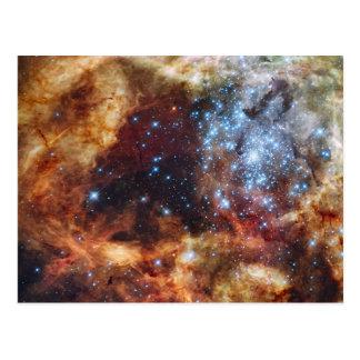 Nebulosa estupenda NGC 2070 del Tarantula del cúmu Postales