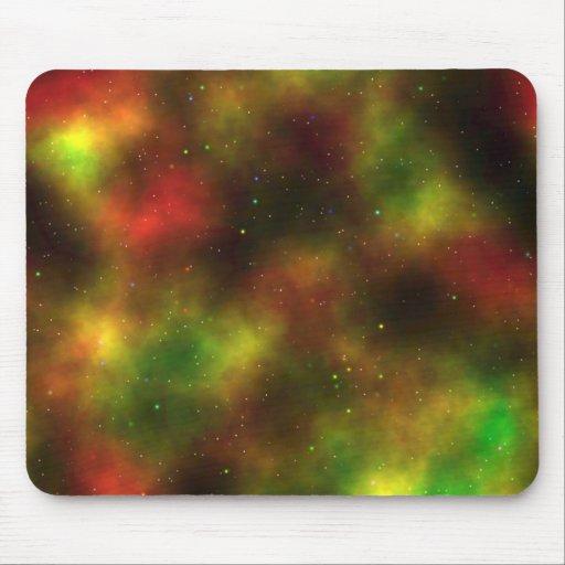 nebulosa extraña mouse pads