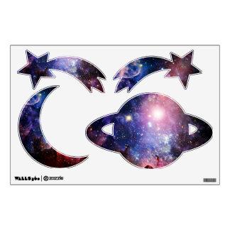 Nebulosa fresca de la galaxia vinilo decorativo