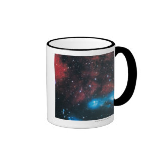Nebulosa gaseosa en Cygnus Taza De Café