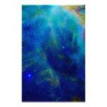 Nebulosa hermosa de Orión Papelería De Diseño