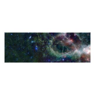 Nebulosa IC 1805 del corazón Fotos