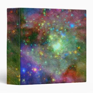 "Nebulosa impresionista 1,5"" de Orión álbum de foto Carpeta 1 1/2"""