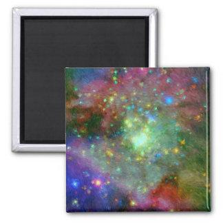 Nebulosa impresionista de Orión Imán Cuadrado