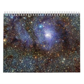 Nebulosa infrarroja 8 M8 más sucios NGC 6523 de la Calendario
