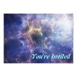 Nebulosa Invitación 12,7 X 17,8 Cm