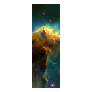 Nebulosa M16 Hubble de Eagle Tarjetas De Visita Mini