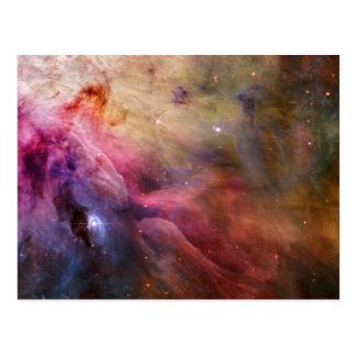 Nebulosa M42 de Orión Tarjetas Postales