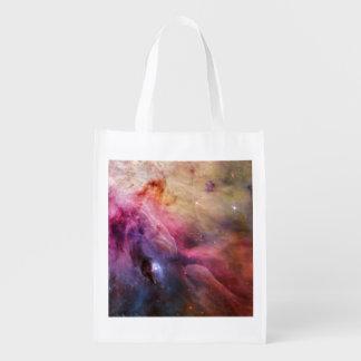 Nebulosa M42 de Orión Bolsa Reutilizable