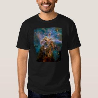 Nebulosa mística de Carina de la montaña Poleras