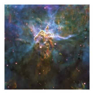 Nebulosa mística HH 901 HH 902 de Carina de la Cojinete