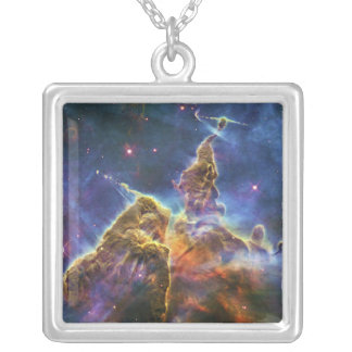 Nebulosa mística HH 901 HH 902 de Carina de la mon Collar Personalizado