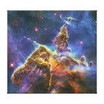 Nebulosa mística HH 901 HH 902 de Carina de la mon Lienzo Envuelto Para Galerías
