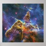 Nebulosa mística HH 901 HH 902 de Carina de la mon Impresiones
