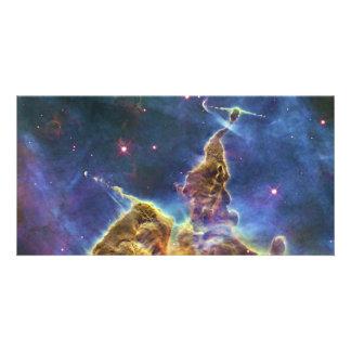 Nebulosa mística HH 901 HH 902 de Carina de la mon Tarjeta Fotografica