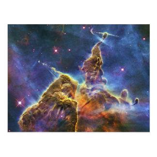 Nebulosa mística HH 901 HH 902 de Carina de la mon Postal
