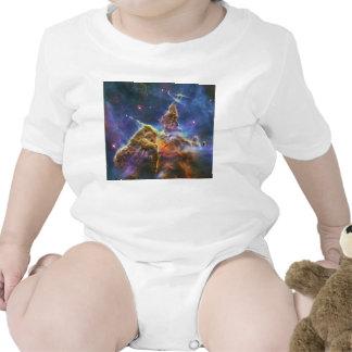 Nebulosa mística HH 901 HH 902 de Carina de la Traje De Bebé