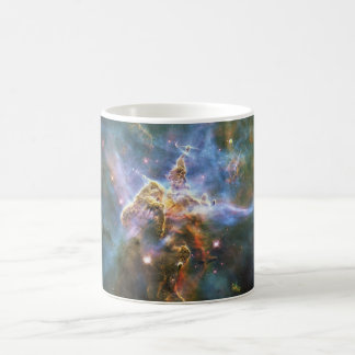 Nebulosa mística HH 901 HH 902 de Carina de la Taza