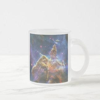 Nebulosa mística HH 901 HH 902 de Carina de la Taza De Cristal