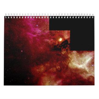 Nebulosa N159 Calendario De Pared