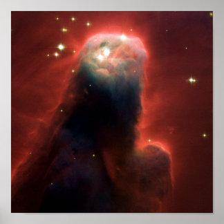 Nebulosa NGC 2264 del cono Impresiones