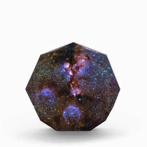 Nebulosa NGC 6334, Scorpius de la pata de los gato