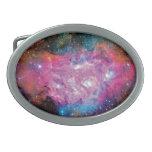 Nebulosa NGC 6523 de la laguna Hebillas Cinturón Ovales