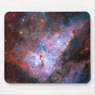 Nebulosa NGC de Carina 3372 región de 72 x 72 años Tapetes De Raton