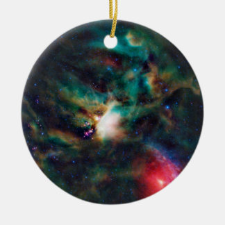 Nebulosa oscura compleja de la nube de Ophiuchi de Adorno Redondo De Cerámica