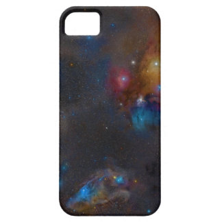 Nebulosa oscura compleja de la nube de Ophiuchi de iPhone 5 Cobertura