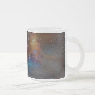 Nebulosa oscura compleja de la nube de Ophiuchi de Tazas De Café