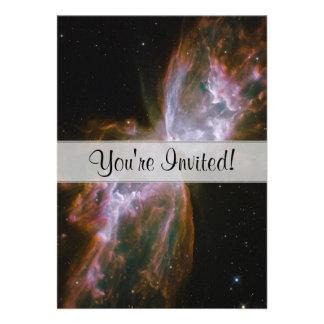 Nebulosa planetaria formada mariposa