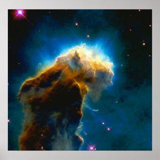 Nebulosa Póster