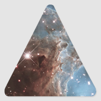 Nebulosa principal NGC 2174 del mono Pegatina Triangular
