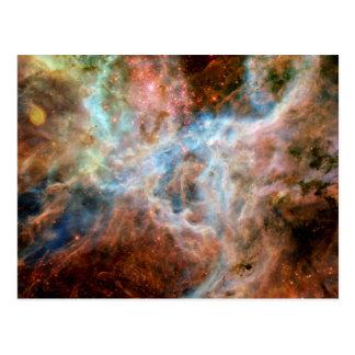 Nebulosa R136 del Tarantula Postales