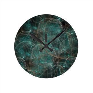 Nebulosa recién nacida relojes de pared
