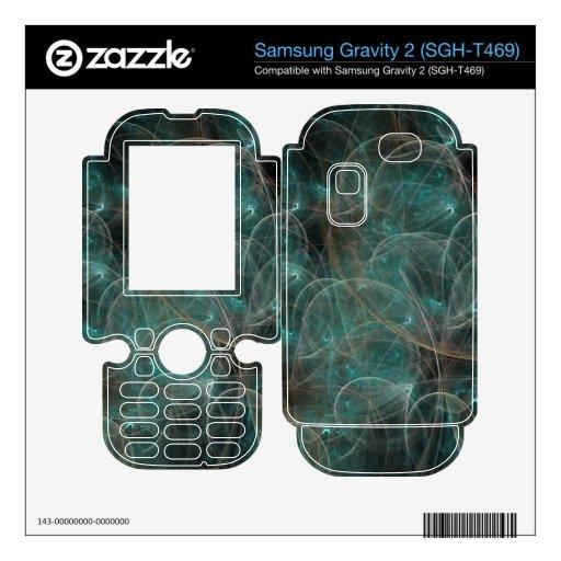 Nebulosa recién nacida samsung gravity 2 skins