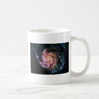Nebulosa rosada tazas de café