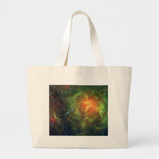 Nebulosa trífida bolsas de mano