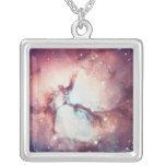 Nebulosa trífida colgante cuadrado