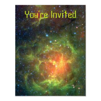 Nebulosa trífida anuncio personalizado