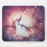 Nebulosa trífida mouse pads