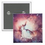 Nebulosa trífida pin cuadrado