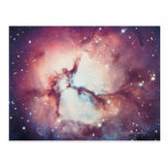 Nebulosa trífida tarjetas postales