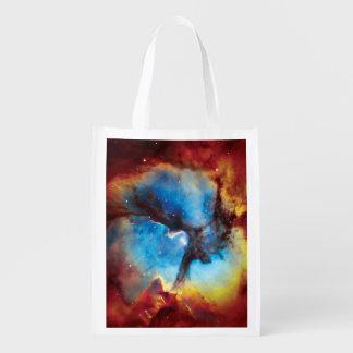 Nebulosa trífida bolsa de la compra