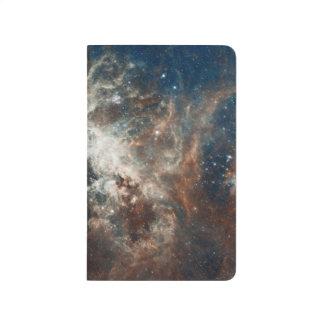 Nebulosa y cúmulos de estrellas de 30 Doradus Cuaderno