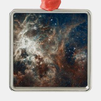 Nebulosa y cúmulos de estrellas de 30 Doradus Ornato