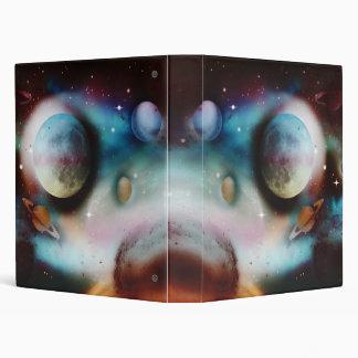Nebulosa y estrellas del espacio