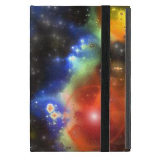 Nebulosas 6 Powiscases del fractal iPad Mini Fundas